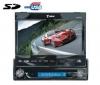 TOKAI Autorádio DVD/MP3 USB/SD LAR-5701 + Alarm XRay-XR1