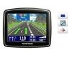 TOMTOM GPS One IQ Routes Europe 42 krajín + Sietový adaptér pre nabíjacku do auta + Kovovo sivé puzdro pre GPS s displejom 3,5