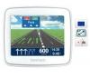 TOMTOM GPS Start Europe 42 White + Kovovo sivé puzdro pre GPS s displejom 3,5