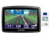 TOMTOM GPS XL IQ Routes Európa 42 krajín + Kovovo sivé puzdro pre GPS s displejom 4,3