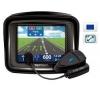TOMTOM Urban Rider Pro GPS for Europe + Sada proti defektu na motorku  + Tekutina proti prepichnutiu pneumatiky pre motorku