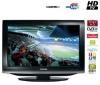 TOSHIBA LCD televízor 22DV733G čierny  + Stolík na televízor Esse Mini - čierny