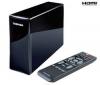 TOSHIBA Multimediálny pevný disk STOR.E TV 1 TB + Zásobník 100 navlhčených utierok + Čistiaci stlačený plyn 335 ml