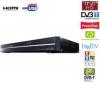 TOSHIBA Prehrávač rekordér DVD/Divx RD-H100DT - pevný disk 250 GB + DVD-R 4,7 GB (5 kusov) + Kábel HDMI-HDMI - pozlátený - 3m