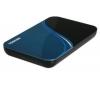 TOSHIBA Prenosný externý pevný disk StorE Art - 320 GB - modrý