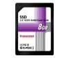 TRANSCEND Solid State Disk (SSD) TS8GSSD25S-S 8 GB 2,5