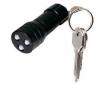 TRUE UTILITY Vrecková baterka Compact MicroLite Black (3 LED)