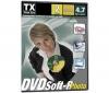 TX DVD-R 4,7 GB DVDSoft-R Photo (balenie 2 ks)