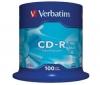 VERBATIM CD-R 700 MB (100 kusov)
