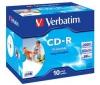 VERBATIM CD-R na tlac 700 MB (10 kusov)