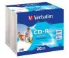 VERBATIM CD-R na tlac 700 MB (20 kusov)