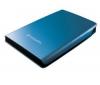 VERBATIM Prenosný externý pevný disk Store 'n' Go USB 2.0 - 320 GB - modrý