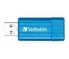 VERBATIM USB kľúč Store'n' Go PinStripe 4 GB- modrý Karibik