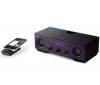 YAMAHA Rádio TSX-W80 tmavo fialové