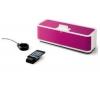 YAMAHA Reproduktor iPod / iPhone s dokovacou stanicou PDX-50 ružový