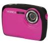 YASHICA APW10 - ružový + Puzdro Pix Ultra Compact + Pamäťová karta SD 2 GB